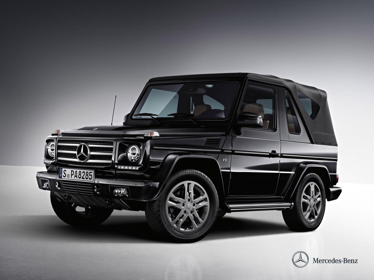 Mercedes Suv 350 >> Mercedes-Benz G-class technical specifications and fuel economy